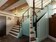 楼梯变收纳柜 楼梯创意设计赏析