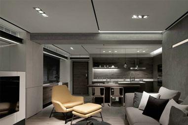 【中部智谷】现代 三居室 112㎡