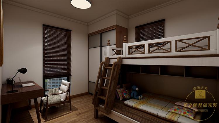 【万国城】新中式 四居室 160m²