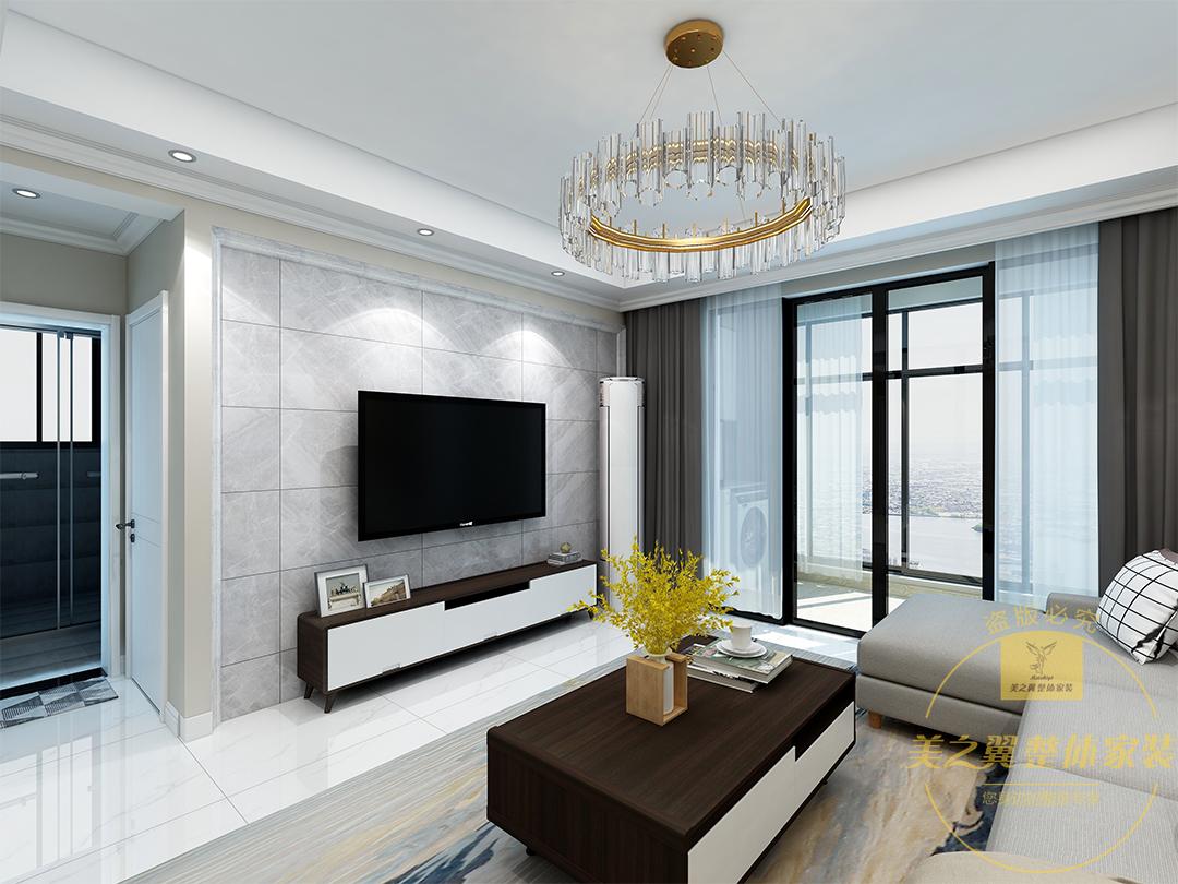 【金富北城】现代两室 82m²