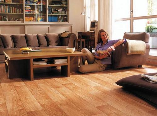 毛坯房整体装修地板到底选择什么颜色呢?