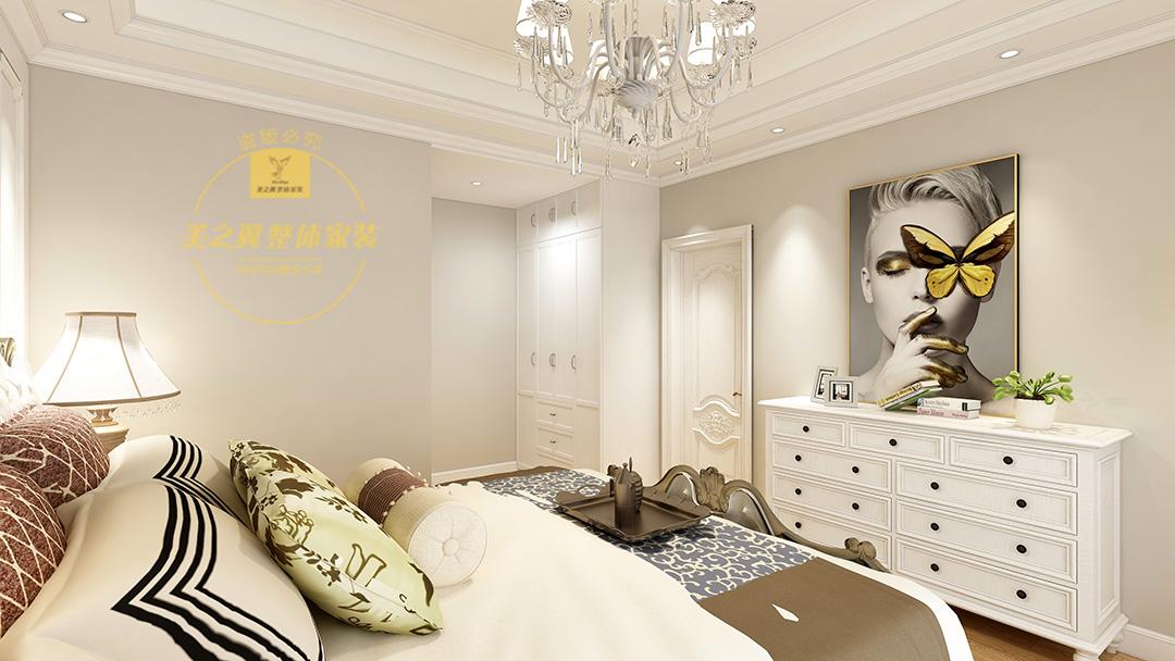 【洋湖明园】欧式 四居室 160m²