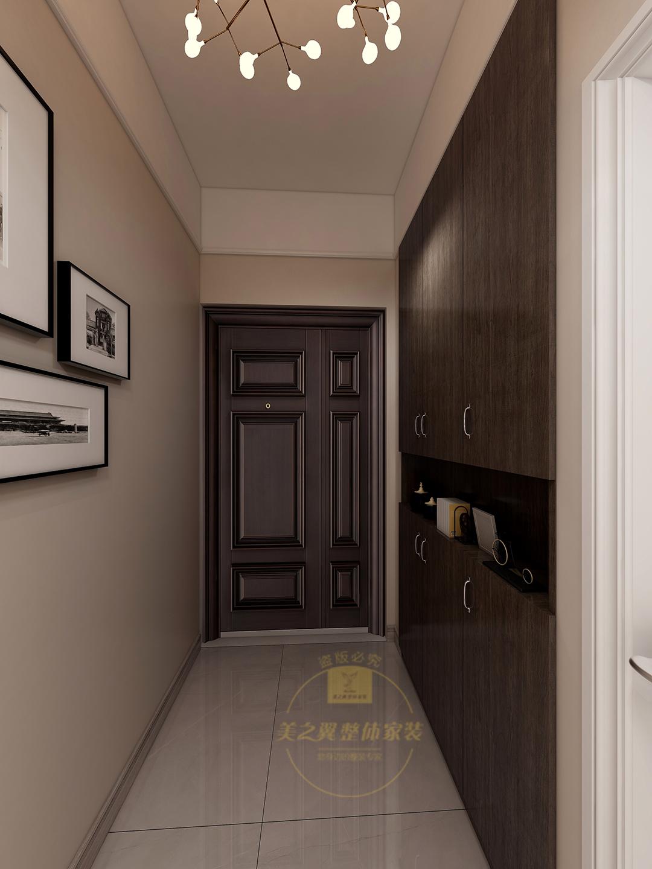 【东业上城】现代轻奢 四居室 124m²