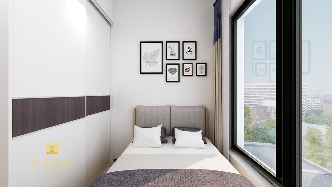 【新长海广场】 日式混搭 两居室 88m²