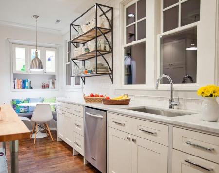 长沙家装装修美之翼推荐:厨房吊顶怎么选择?