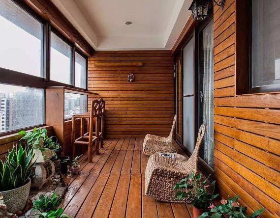 阳台家装装修需要注意哪些问题?
