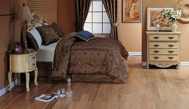 家装装修中选择实木地板和复合地板的区别