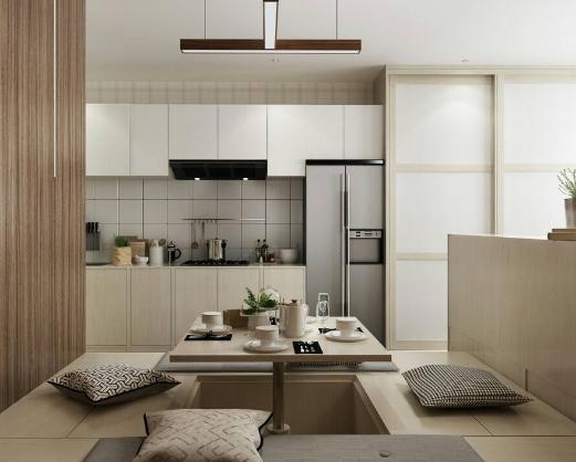 新房装修如何打造一个美观又实用的日式风格