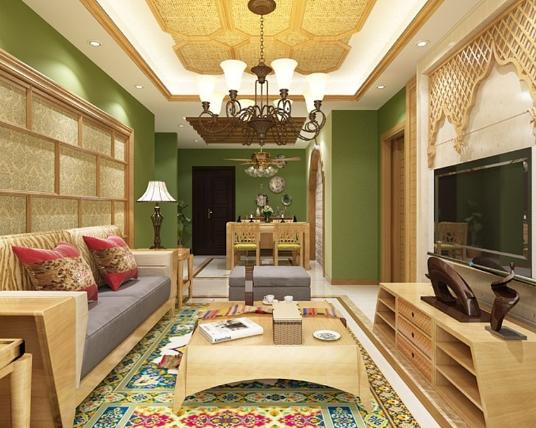 新房装修之东南亚风格