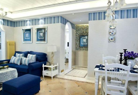 新房装修选择地中海风格,注意哪些问题?