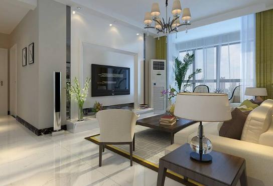 2020小户型客厅新房装修设计,太喜欢了!